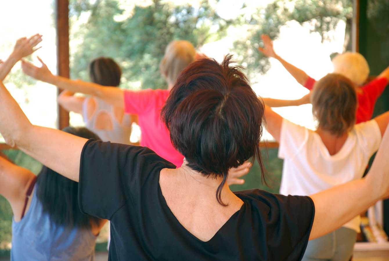 Tanz und Tanztheater ab 50